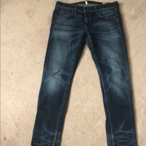 Rag & Bone Dre skinny jeans 28